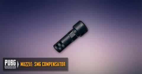 SMG Compensator