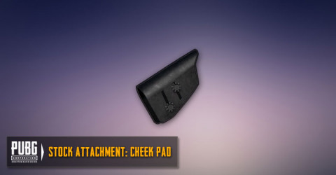 Cheek Pad (SR,DMR)