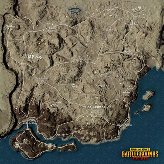 Pubg mobile map loot