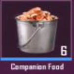 Companion Food - PUBG Mobile Beta version 0.12.0 | zilliongamer