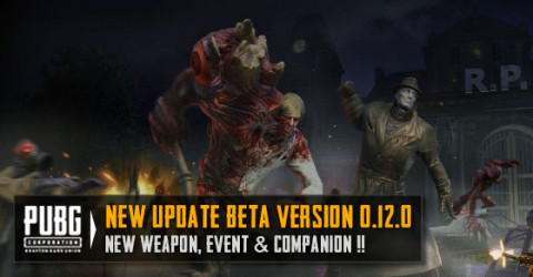 PUBG Mobile 0.12.0 Beta Update