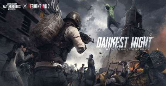 Zombie: Darkest Night Guide in PUBG Mobile patch note 0.12.0