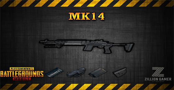 Mk14 | PUBG MOBILE - zilliongamer