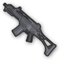 PUBG Mobile New Weapon: G36C exclusive for Vikendi only
