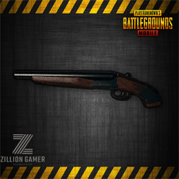 Sawed-off | PUBG MOBILE - zilliongamer