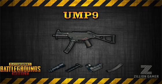 UMP9 | PUBG MOBILE - zilliongamer