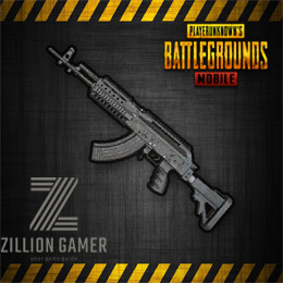 Weapons | PUBG MOBILE - zilliongamer