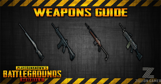 Pubg All Guns List - Ogmetro com