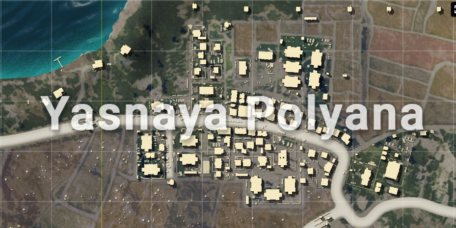 Image result for yasnaya polyana pubg