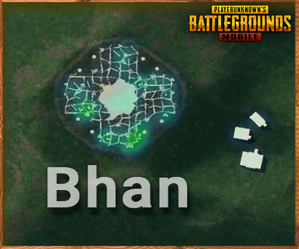 Bhan Heatmap | PUBG MOBILE - zilliongamer your game guide