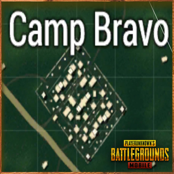 Camp Bravo East north east side of Sanhok | PUBG MOBILE - zilliongamer your game guide
