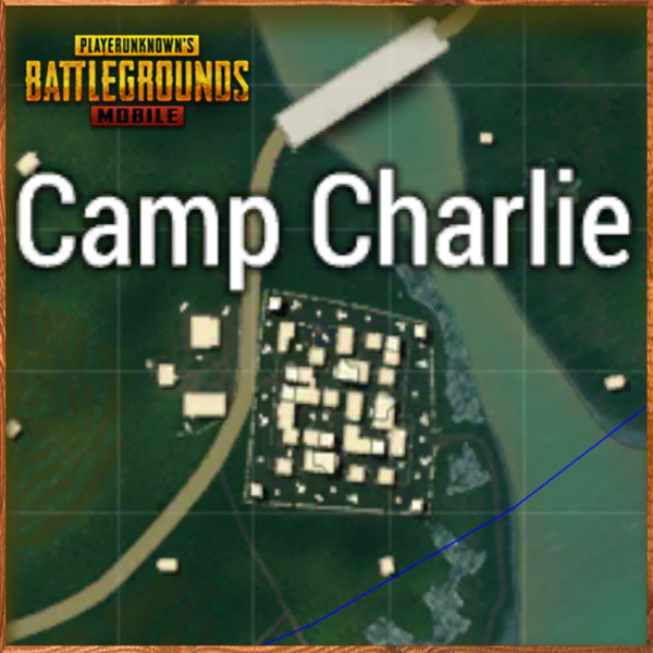 Camp Charlie | PUBG MOBILE - zilliongamer your game guide