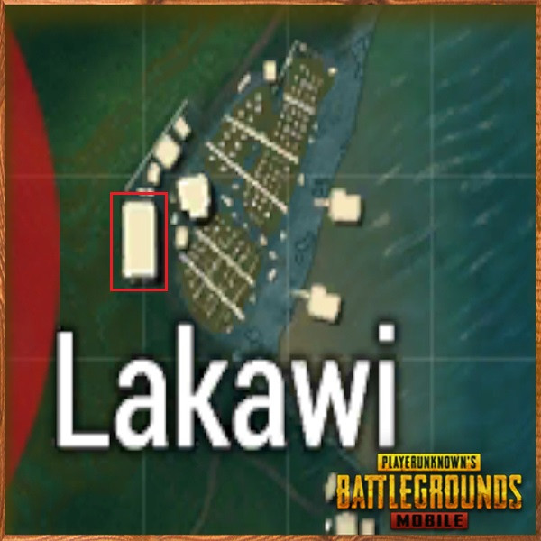 Lakawi Warehouse | PUBG MOBILE - zilliongamer your game guide