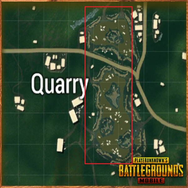 Inside Quarry | PUBG MOBILE - zilliongamer your game guide