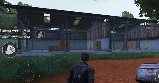 Warehouse in Sahmee | PUBG Mobile - zilliongamer