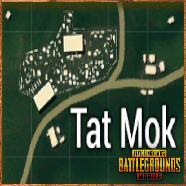 Tat Mok is North Side from the middle map of Sanhok | PUBG MOBILE - zilliongamer your game guide