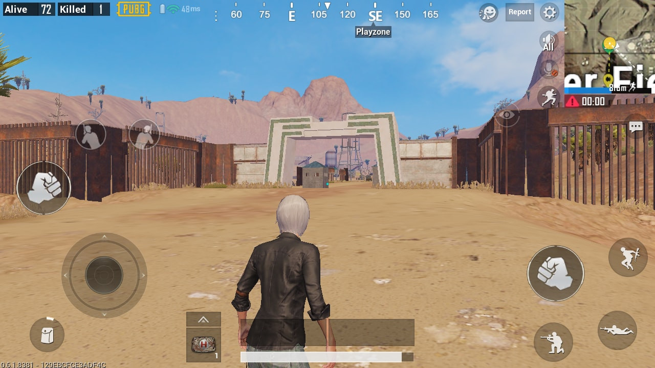 Crater Fields in Miramar | PUBG MOBILE - zilliongamer your game guide