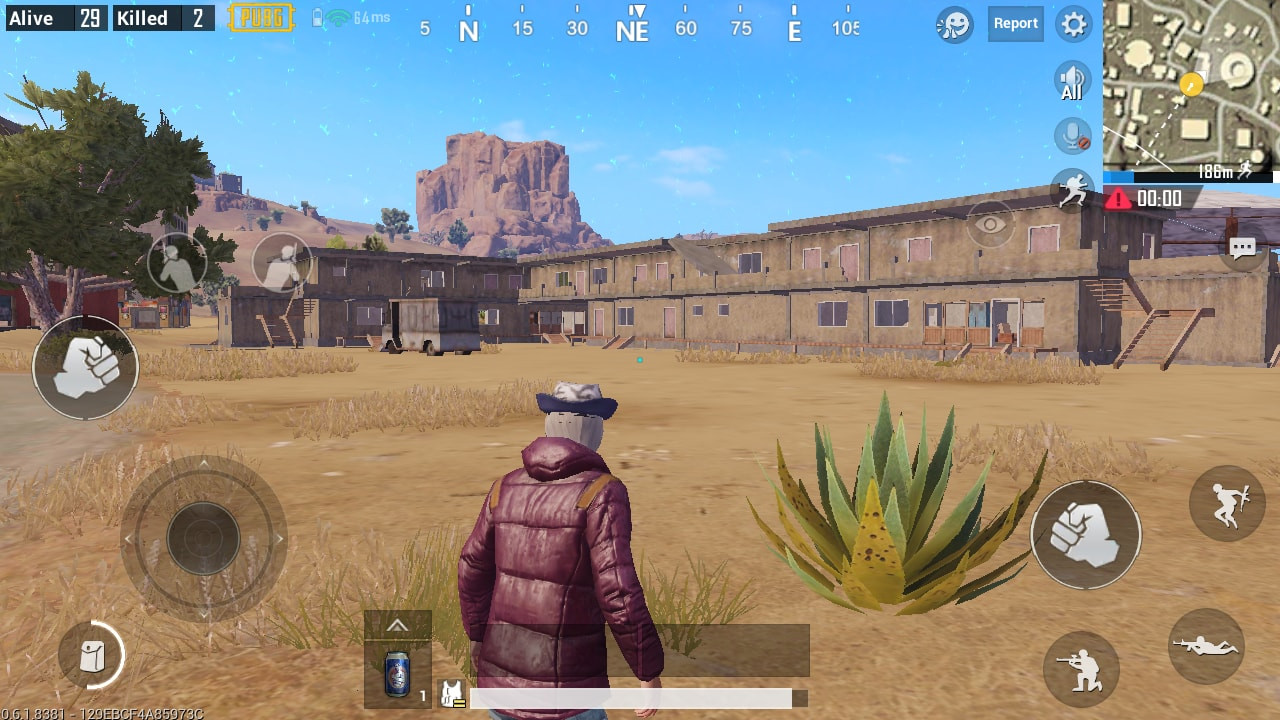 Motel one in PUBG MOBILE - zilliongamer your game guide