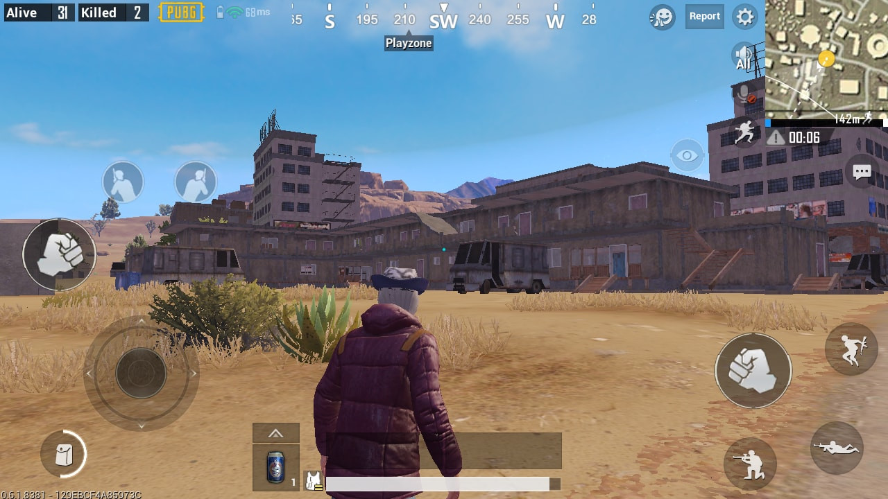 Motel Two in PUBG MOBILE - zilliongamer your game guide