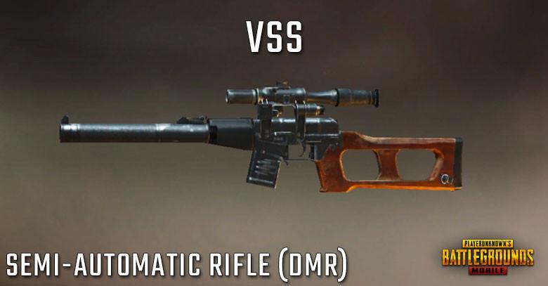 Senjata Favorit PUBGM