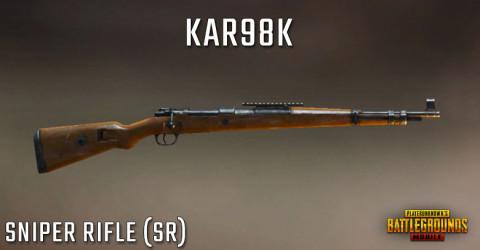 PUBG Mobile Kar98K - Stats, Attachments Setup & Skins | zilliongamer