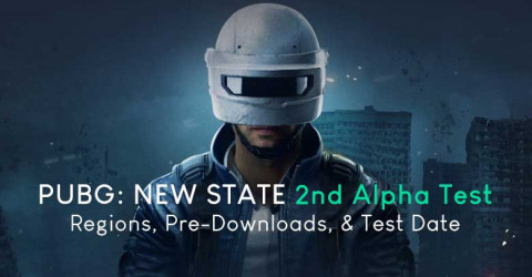 How To Apply For PUBG: New State Second Alpha Test