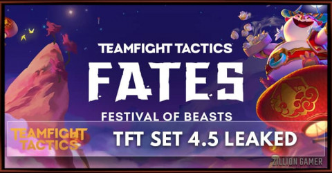 TFT Set 4.5 New Champions and Traits Leaked