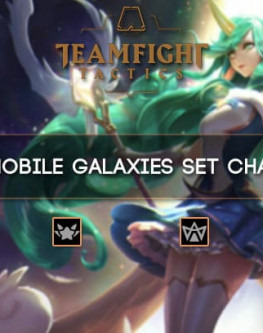 Soraka TFT Mobile Galaxies Set Champion Guide