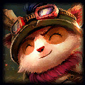 TFT Mobile Teemo Galaxies Set - zilliongamer