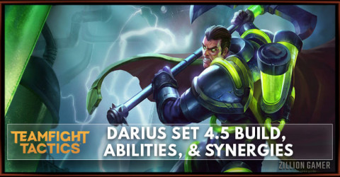 Darius TFT Set 4.5 Build, Abilities, & Synergies