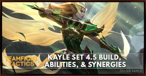 Kayle TFT Set 4.5 Build, Abilities, & Synergies