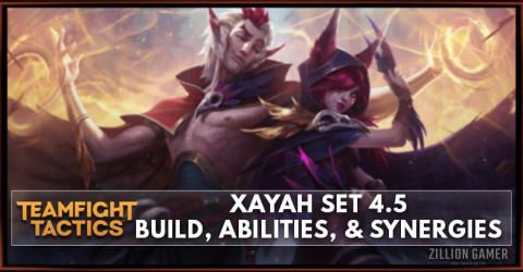 Xayah TFT Set 4.5 Build, Abilities, & Synergies