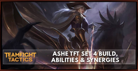Ashe TFT Set 4 Build, Abilities & Synergies
