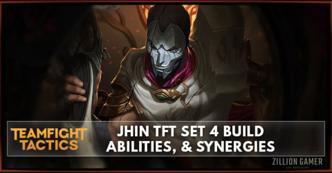 Jhin TFT Set 4 Build, Abilities, & Synergies