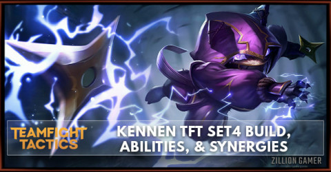 Kennen TFT Set 4 Build, Abilities, & Synergies