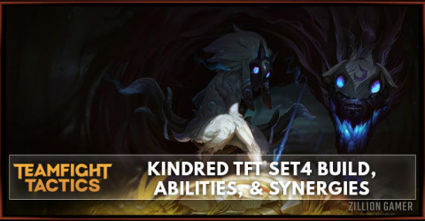 Kindred TFT Set 4 Build, Abilities, & Synergies