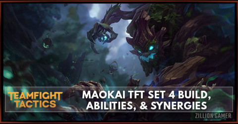 Maokai TFT Set 4 Build, Abilities, & Synergies