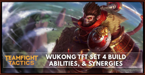Wukong TFT Set 4 Build, Abilities, & Synergies