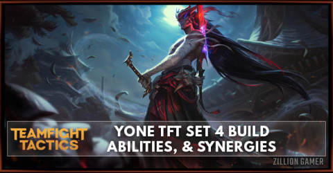 Yone TFT Set 4 Build, Abilities, & Synergies