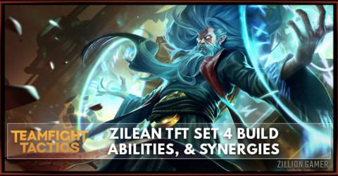 Zilean TFT Set 4 Build, Abilities, & Synergies