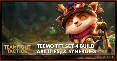 Teemo TFT Set 4 Build, Abilities, & Synergies