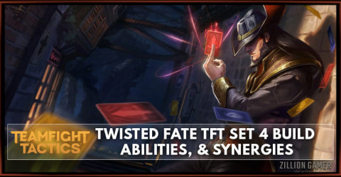 Twisted Fate TFT Set 4 Build, Abilities, & Synergies