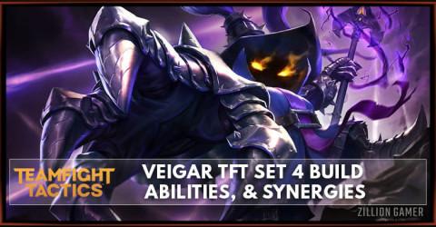 Veigar TFT Set 4 Build, Abilities, & Synergies