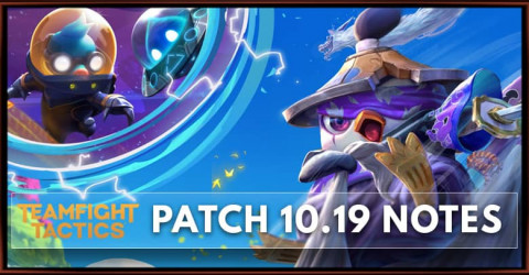 TFT Patch 10.19 Notes Set 4 Launch, New Champions, Traits, Items