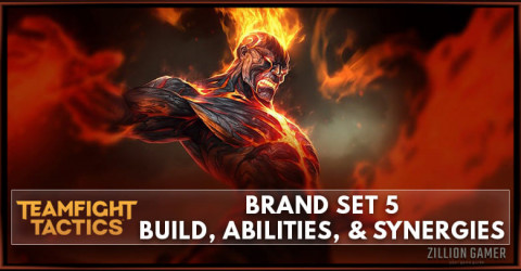 Brand TFT Set 5 Build, Abilities, & Synergies
