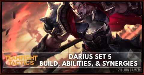 Darius TFT Set 5 Build, Abilities, & Synergies