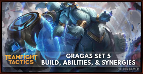 Gragas TFT Set 5 Build, Abilities, & Synergies
