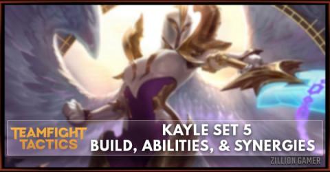 Kayle TFT Set 5 Build, Abilities, & Synergies