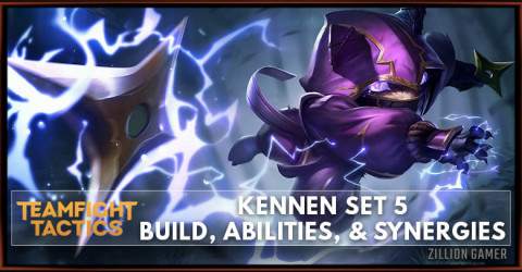 Kennen TFT Set 5 Build, Abilities, & Synergies