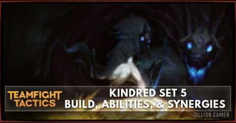 Kindred TFT Set 5 Build, Abilities, & Synergies